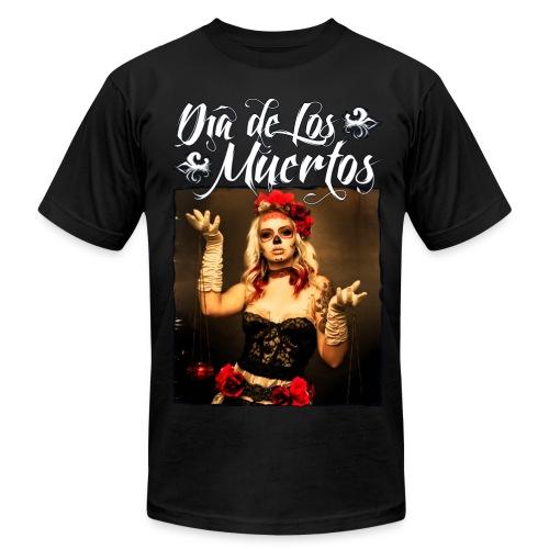 Dia de Los Muertos 02 - Men's Fine Jersey T-Shirt