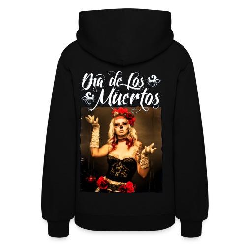 Dia de Los Muertos 02 - Women's Hoodie
