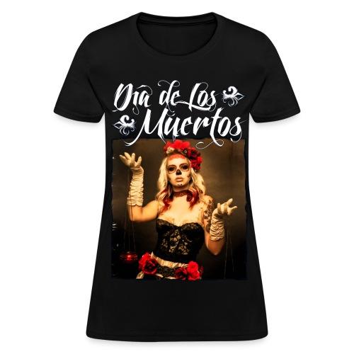 Dia de Los Muertos 02 - Women's T-Shirt