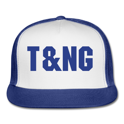 Blue T&NG Hat - Trucker Cap