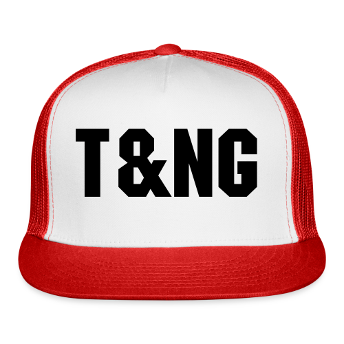 Red T&NG Hat - Trucker Cap