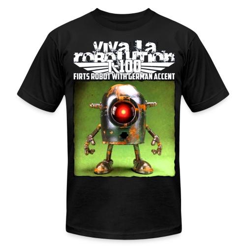Robolution 04 - Men's Fine Jersey T-Shirt