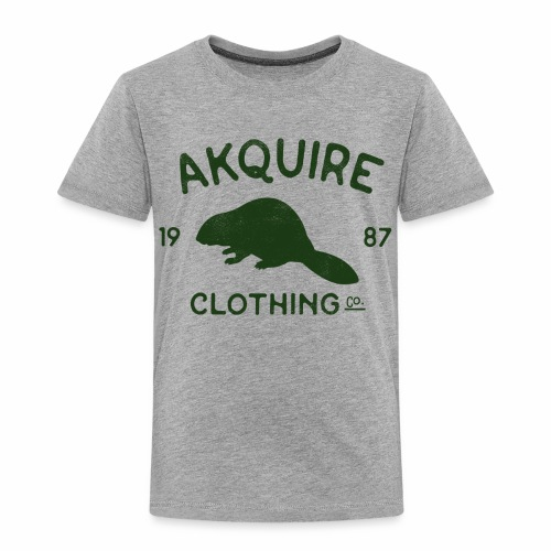 Summer Camp Tee - Toddler Premium T-Shirt