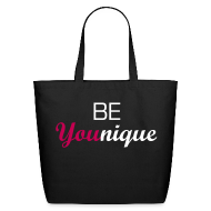 Bags & backpacks ~ Eco-Friendly Cotton Tote ~ Be You(nique) Bag