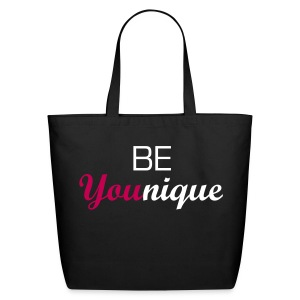 Be You(nique) Bag - Eco-Friendly Cotton Tote