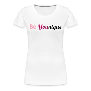 Be You(nique) - Women's Premium T-Shirt