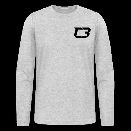 Classic C3 Long-Sleeve - Men's Long Sleeve T-Shirt by Next Level