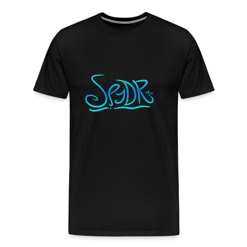 Spydr Signature Color T-Shirt - Men's Premium T-Shirt