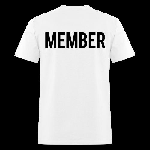 Team T-Shirt (TGIR) Member - Men's T-Shirt