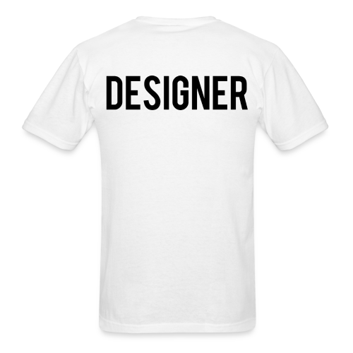Team T-Shirt (TGIR) Designer - Men's T-Shirt