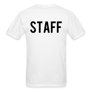 Team T-Shirt (TGIR) Staff - Men's T-Shirt