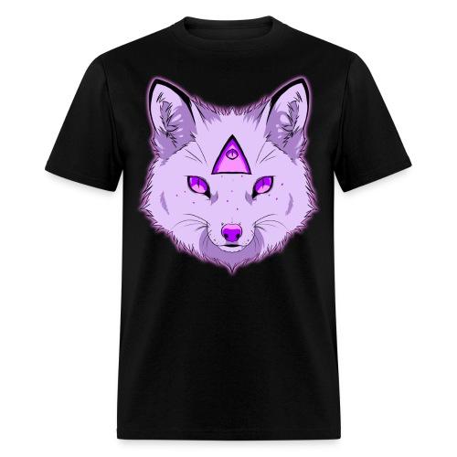 Illuminati Fox - Men's T-Shirt