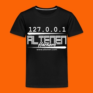 Altenen Hackers - Toddler Premium T-Shirt