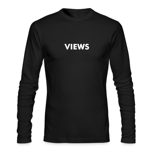 Views from the Six Drake - Men's Long Sleeve T-Shirt by Next Level