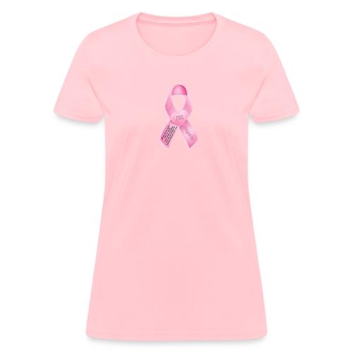 Pink Love Women's T-Shirt - Women's T-Shirt