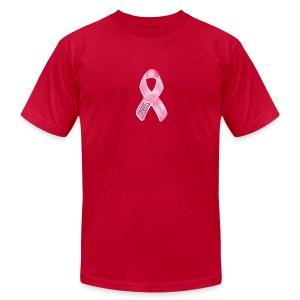 Pink Love Men's T-Shirt - Men's Fine Jersey T-Shirt