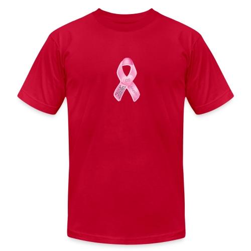 Pink Love Men's T-Shirt - Men's  Jersey T-Shirt