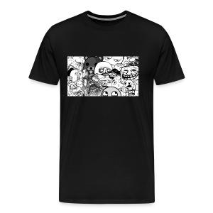 meme shirt - Men's Premium T-Shirt