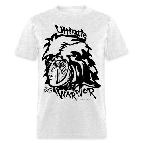 Ultimate Warrior Graffiti Shirt - Men's T-Shirt