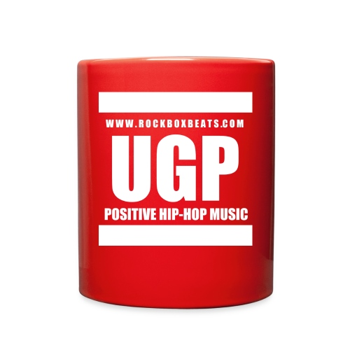 Positive Hip-hop Mug - Full Color Mug