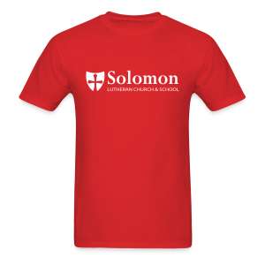 Church & School T-Shirt - Men's - Men's T-Shirt