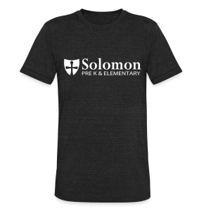 Tri-Blend School T-Shirt - Unisex - Unisex Tri-Blend T-Shirt by American Apparel