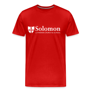 Premium Church & School T-Shirt - Men's - Men's Premium T-Shirt