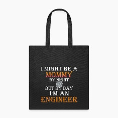 Mommy Engineer Tote Bag