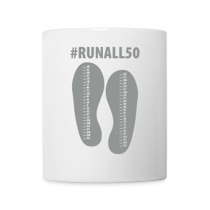 Run 50 States Coffee Mug - Coffee/Tea Mug