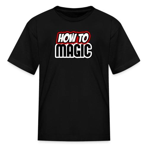 HowToMagic Shirt - Kids' T-Shirt