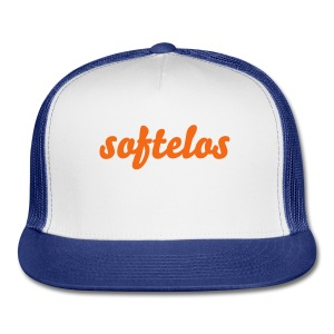 Softelos Cap white - Trucker Cap