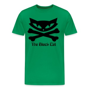 Cat n Crossbones - Men's Premium T-Shirt