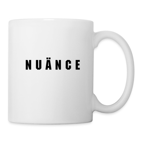 Nuänce Coffee Mug - Coffee/Tea Mug