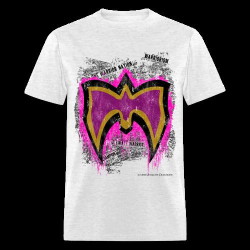 Ultimate Warrior Warriorism Shirt - Men's T-Shirt