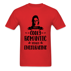 That's oddly romantic totally encouraging Cosima - Men's T-Shirt
