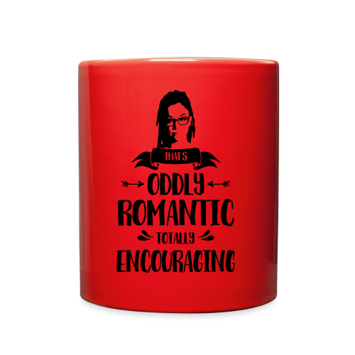 That's oddly romantic totally encouraging Cosima - Full Color Mug