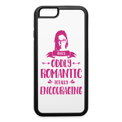 That's oddly romantic totally encouraging Cosima - iPhone 6/6s Rubber Case