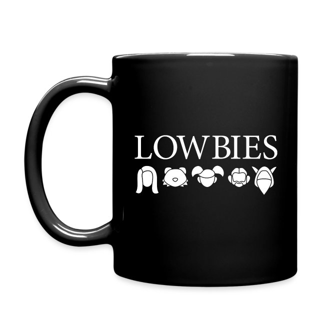 """""""Lowbies"""" Mug"""
