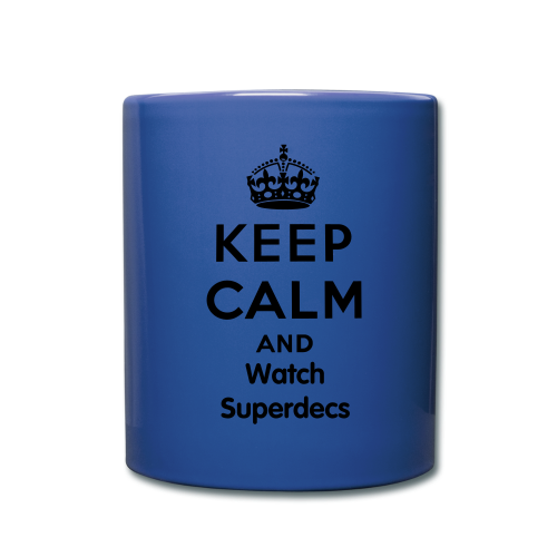 Superdecs - Official Mug - Full Color Mug