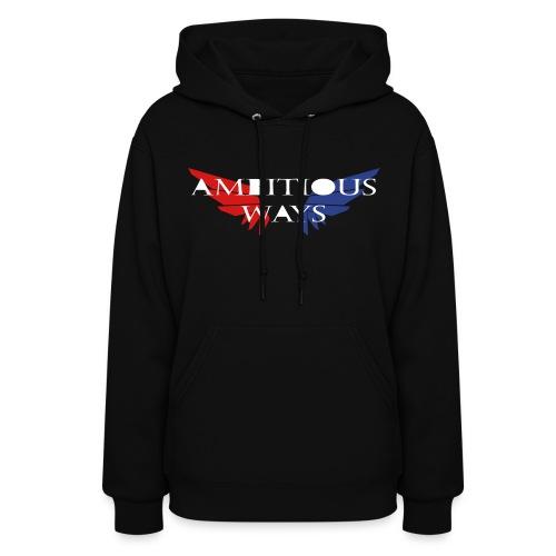 Ambitious Wings Women's Hoodie - Women's Hoodie