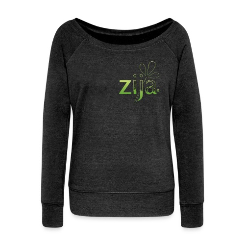 Zija Women's Wideneck Sweatshirt - Women's Wideneck Sweatshirt