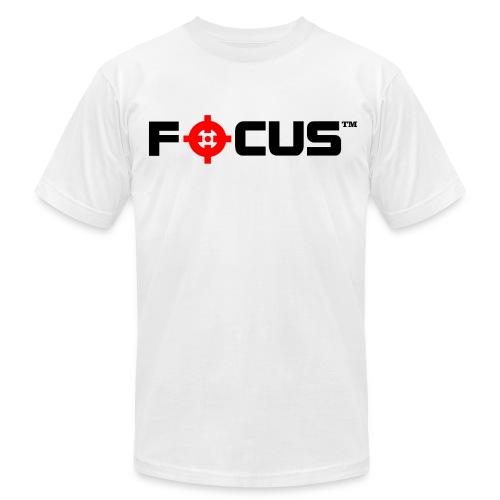 Focus™ Men's Apparel T-Shirt - Men's Fine Jersey T-Shirt