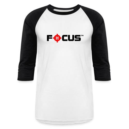 Focus™ Men's Baseball T-Shirt - Baseball T-Shirt