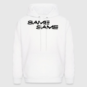 The same the same Hoodies - Men's Hoodie