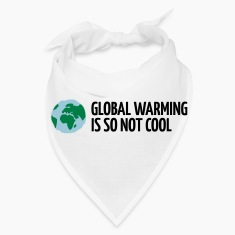 Global Warming Is not Cool! Caps
