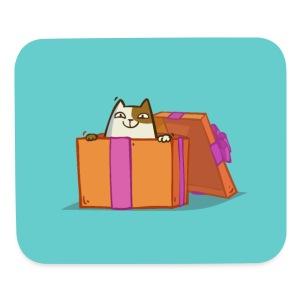 Newcat — Friday Cat №36 - Mouse pad Horizontal
