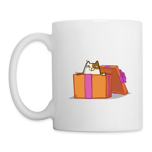 Newcat — Friday Cat №36 - Coffee/Tea Mug