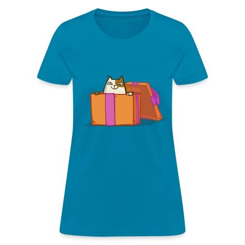 Newcat — Friday Cat №36 - Women's T-Shirt