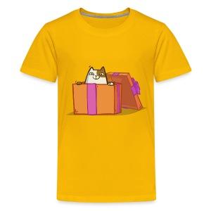 Newcat — Friday Cat №36 - Kids' Premium T-Shirt