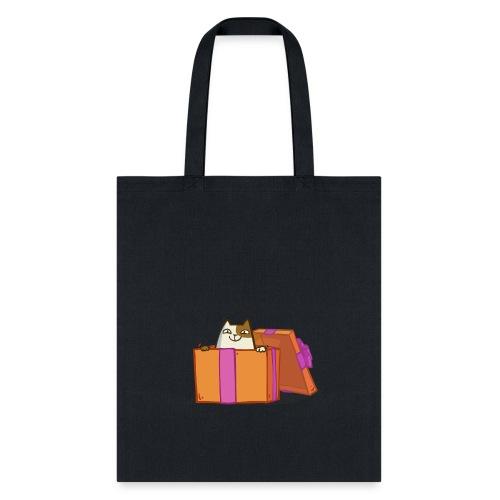 Newcat — Friday Cat №36 - Tote Bag